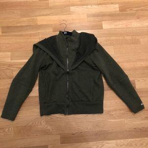 ALO Yoga Sweatshirt Jacket